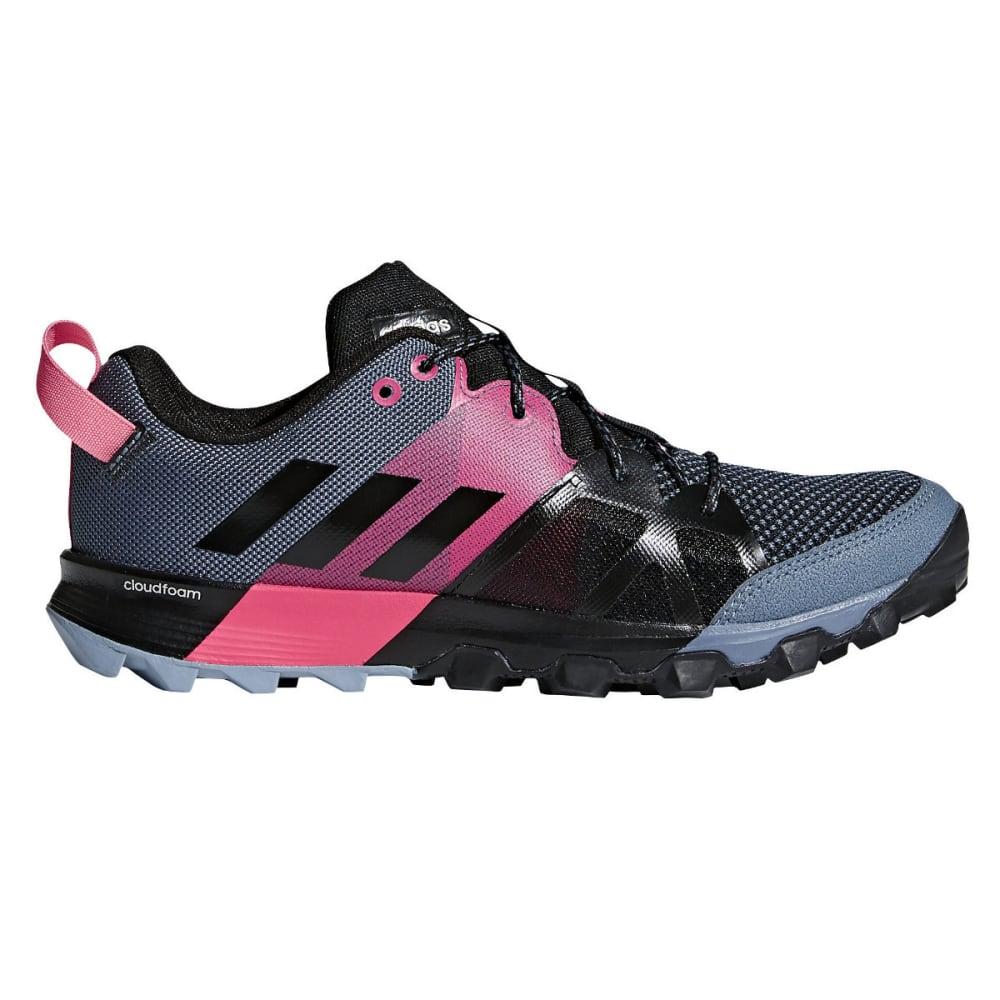 ADIDAS Women's KANADIA 8.1 TRAIL W Trail Running Shoes - RAW STEEL