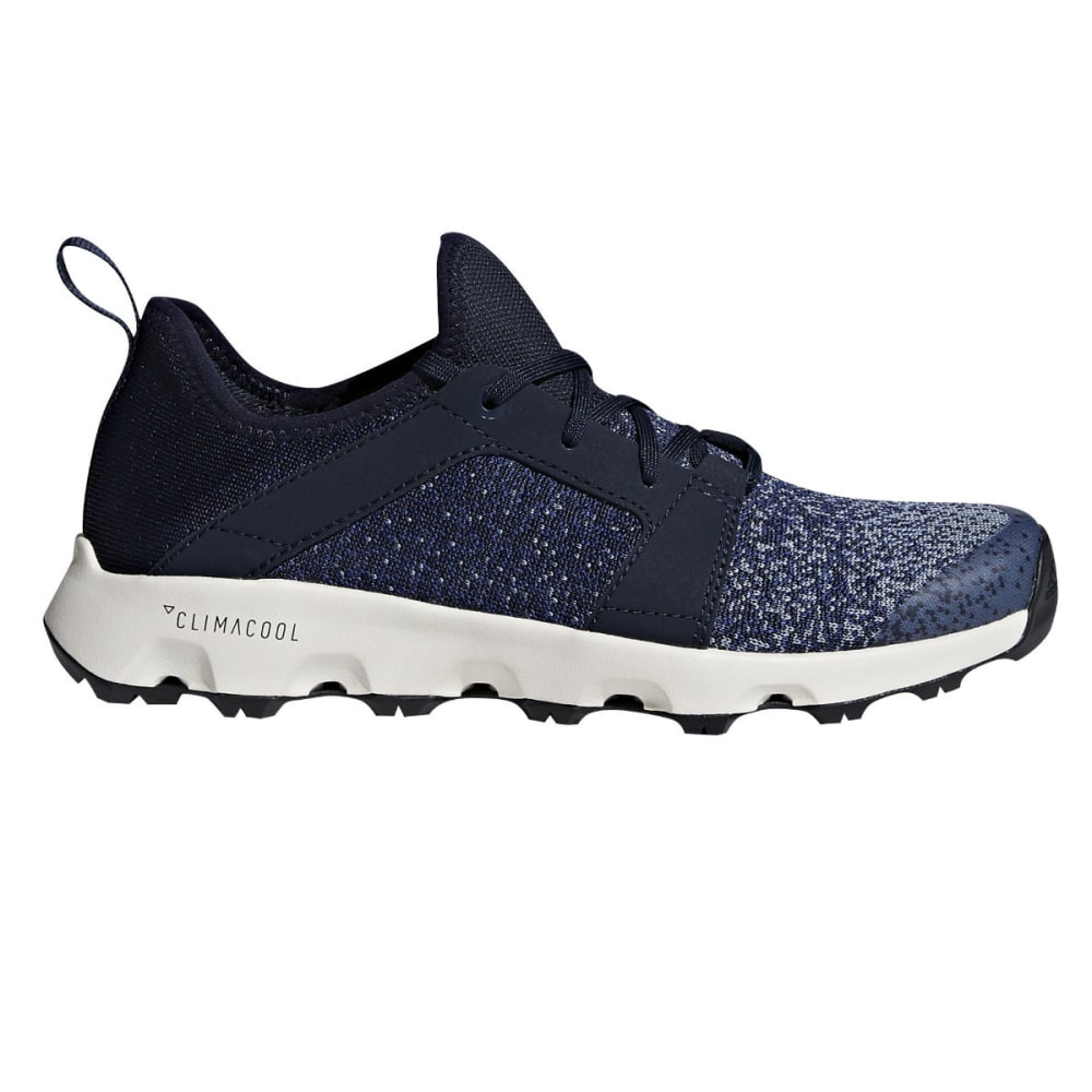 ADIDAS Women's Terrex CC Voyager Sleek Parley Athletic Shoes - BLUE/GREY/WHITE