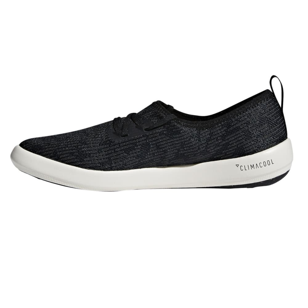 ADIDAS Women's Terrex Climacool Sleek Boat Parley Shoes - BLACK/CARBON/WHITE
