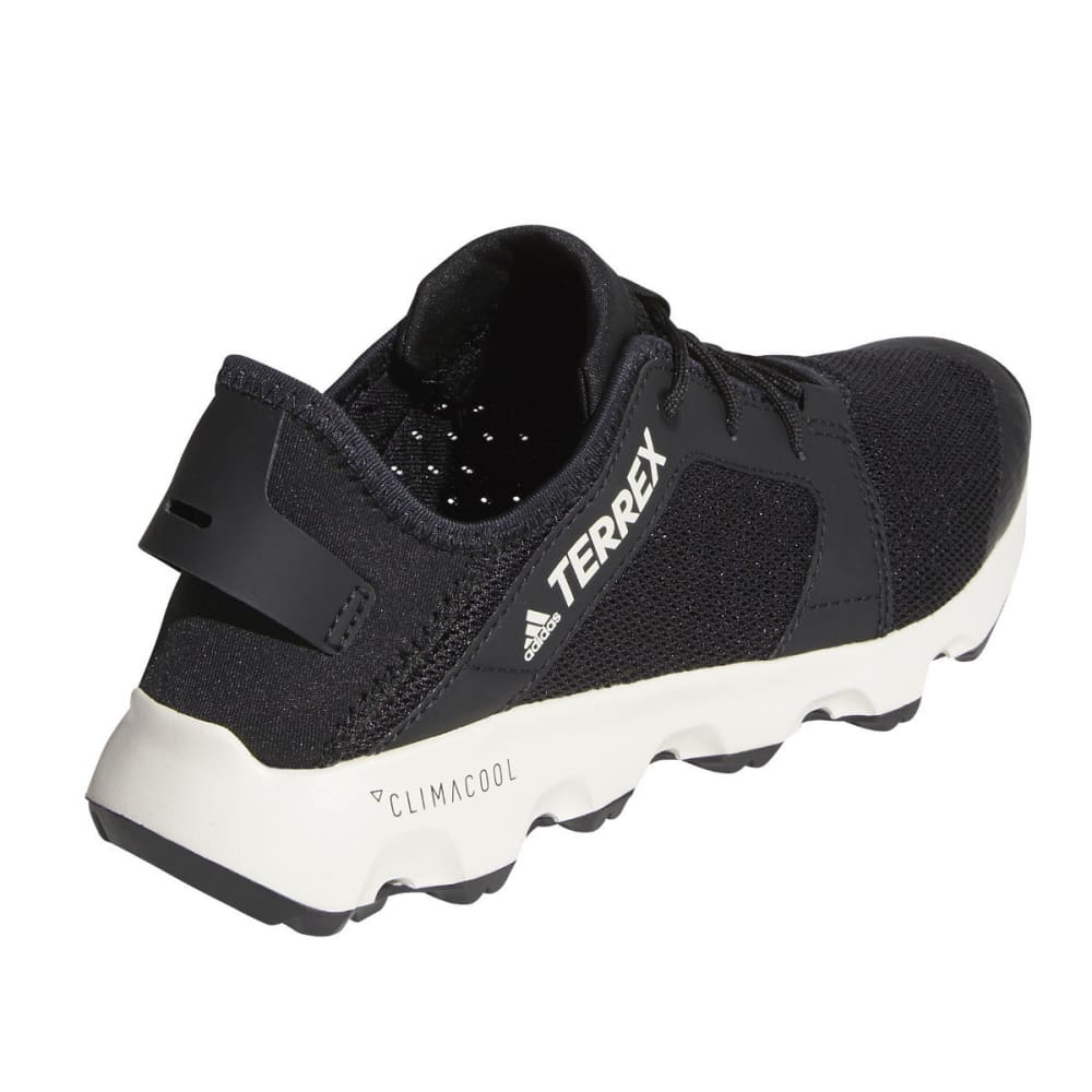 ADIDAS Women's Terrex CC Voyager Sleek Hiking Shoes - BLACK