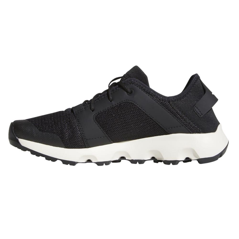 ADIDAS Women's Terrex CC Voyager Sleek Hiking Shoes - BLACK