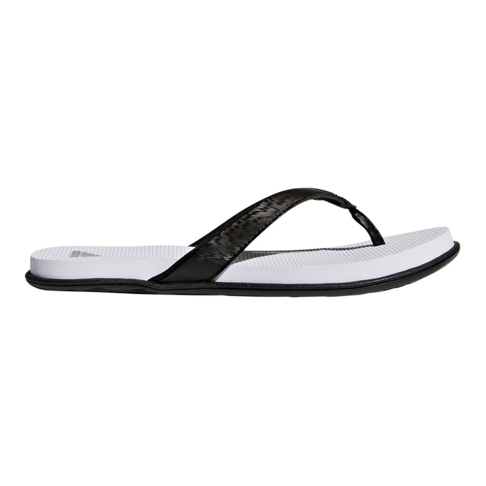ADIDAS Women's Cloudfoam One Thong Sandals - BLACK