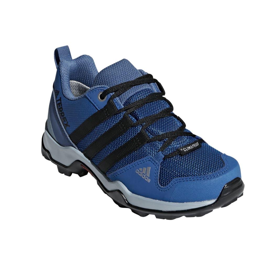 ADIDAS Kid's Terrex  AX2R CP K Shoes - BLUE/BLACK/GREY