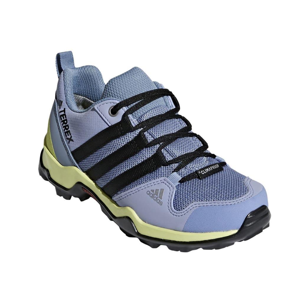 ADIDAS Kid's Terrex  AX2R CP K Shoes - BLUE/BLACK/YELLOW