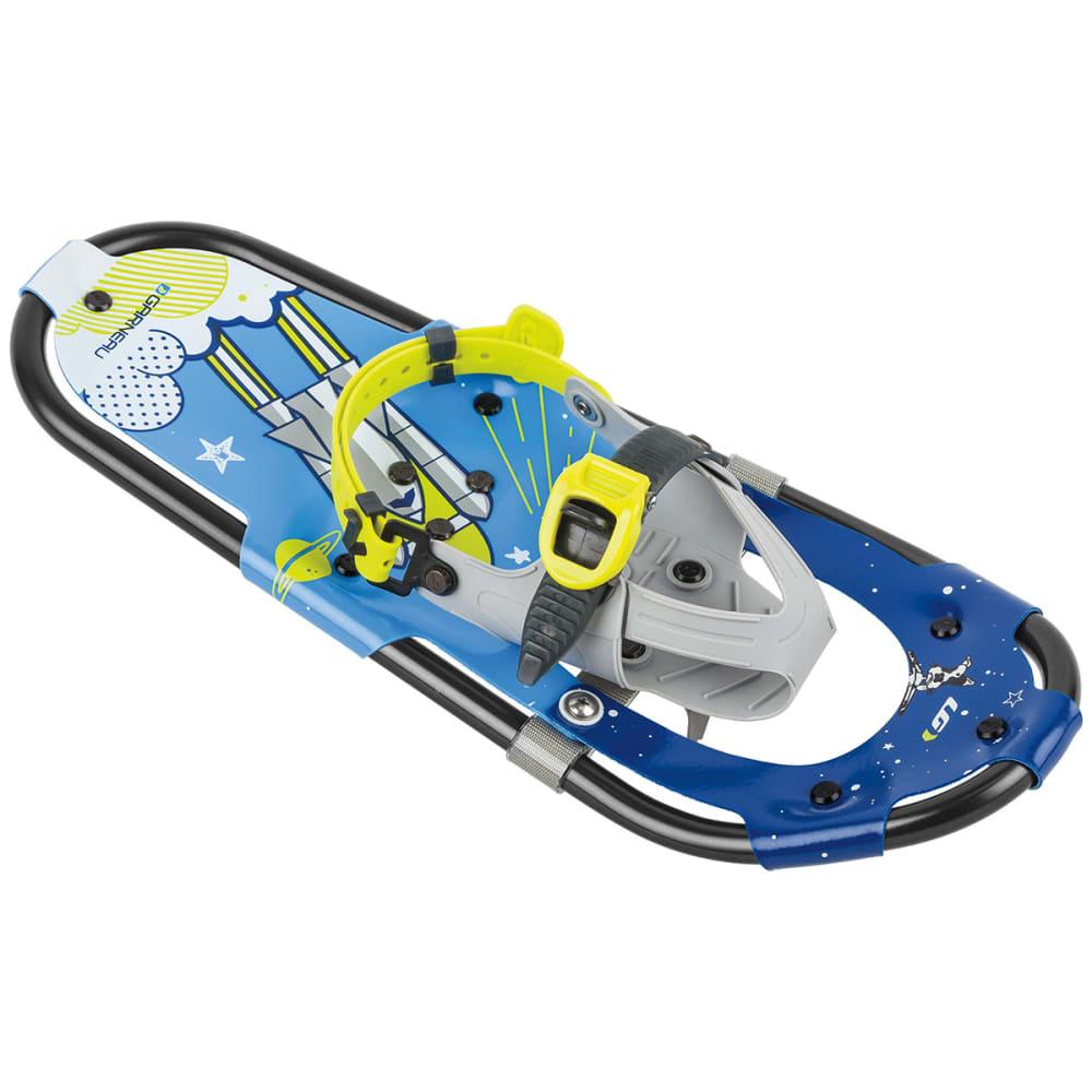 LOUIS GARNEAU Kids' Felix II 717 Snowshoes - 1GM BLUE