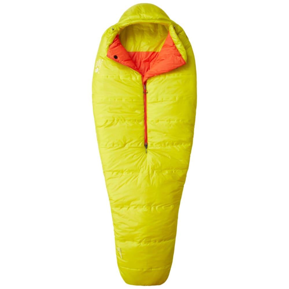 MOUNTAIN HARDWEAR HyperLamina Spark 35 Sleeping Bag, Regular - GINKGO
