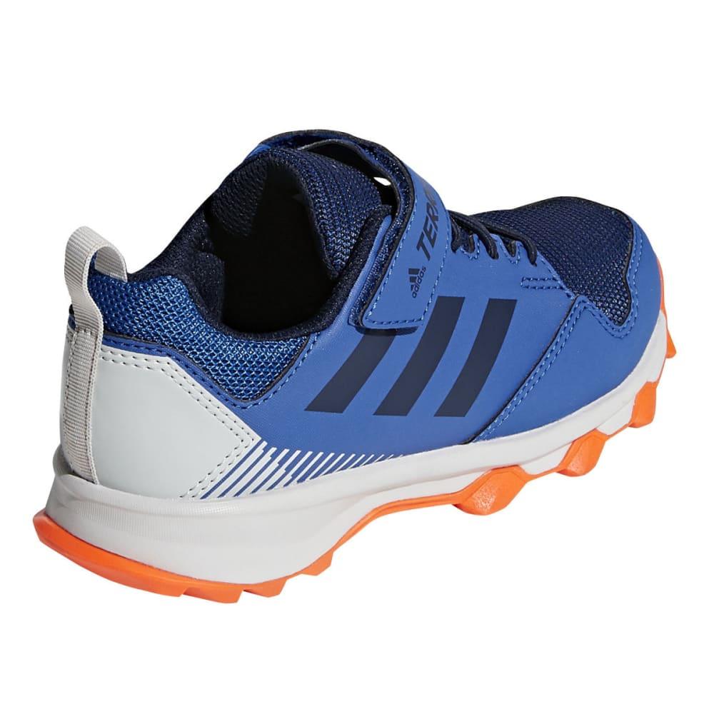 ADIDAS Kids' Terrex Tracerocker CF K Trail Running Shoes - TEAL/NAVY