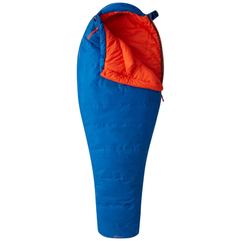 MOUNTAIN HARDWEAR Lamina Z Flame 22 Sleeping Bag, Regular - NIGHTFALL BLUE
