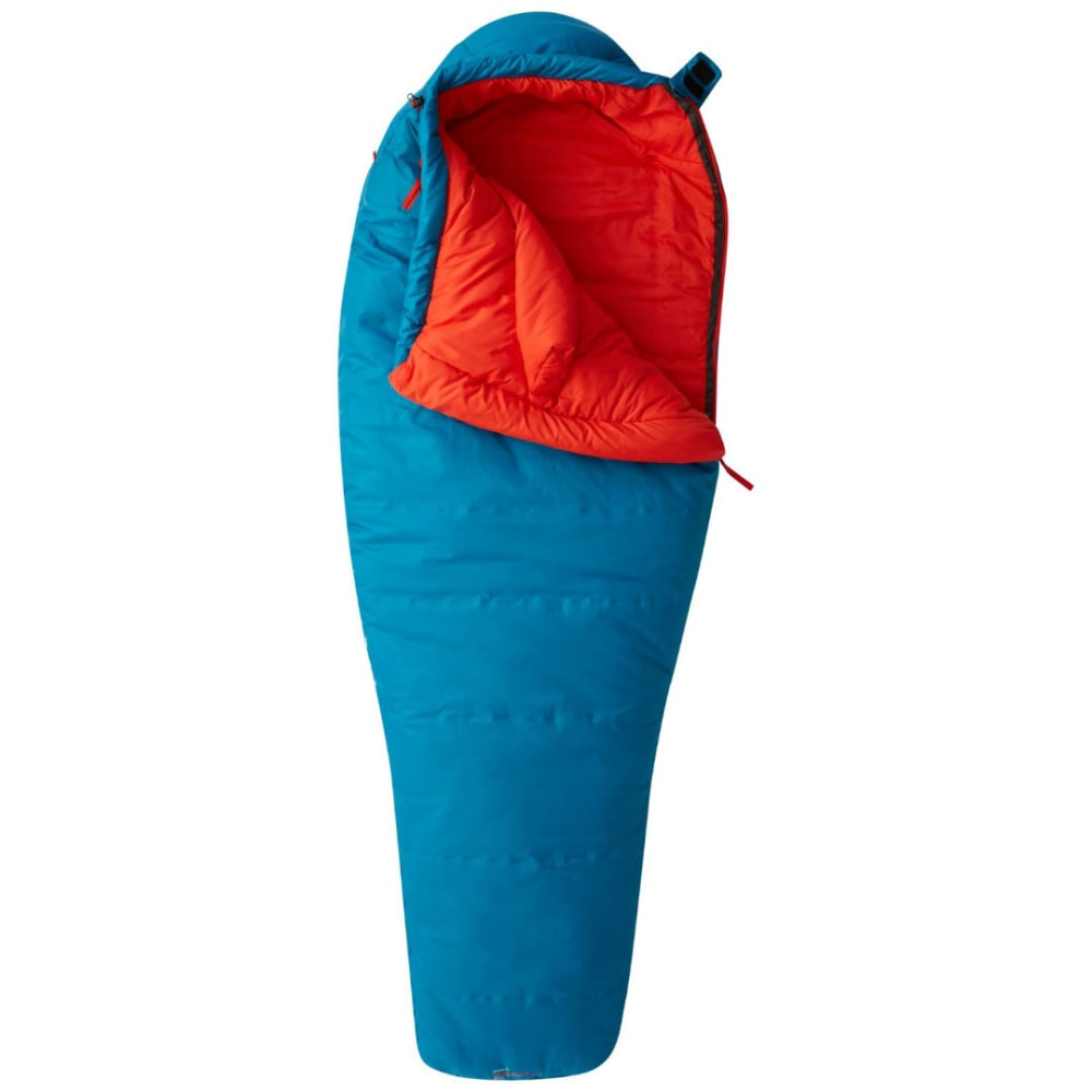 MOUNTAIN HARDWEAR Women's Laminina Z Flame 21 Sleeping Bag, Regular - CREVASSE