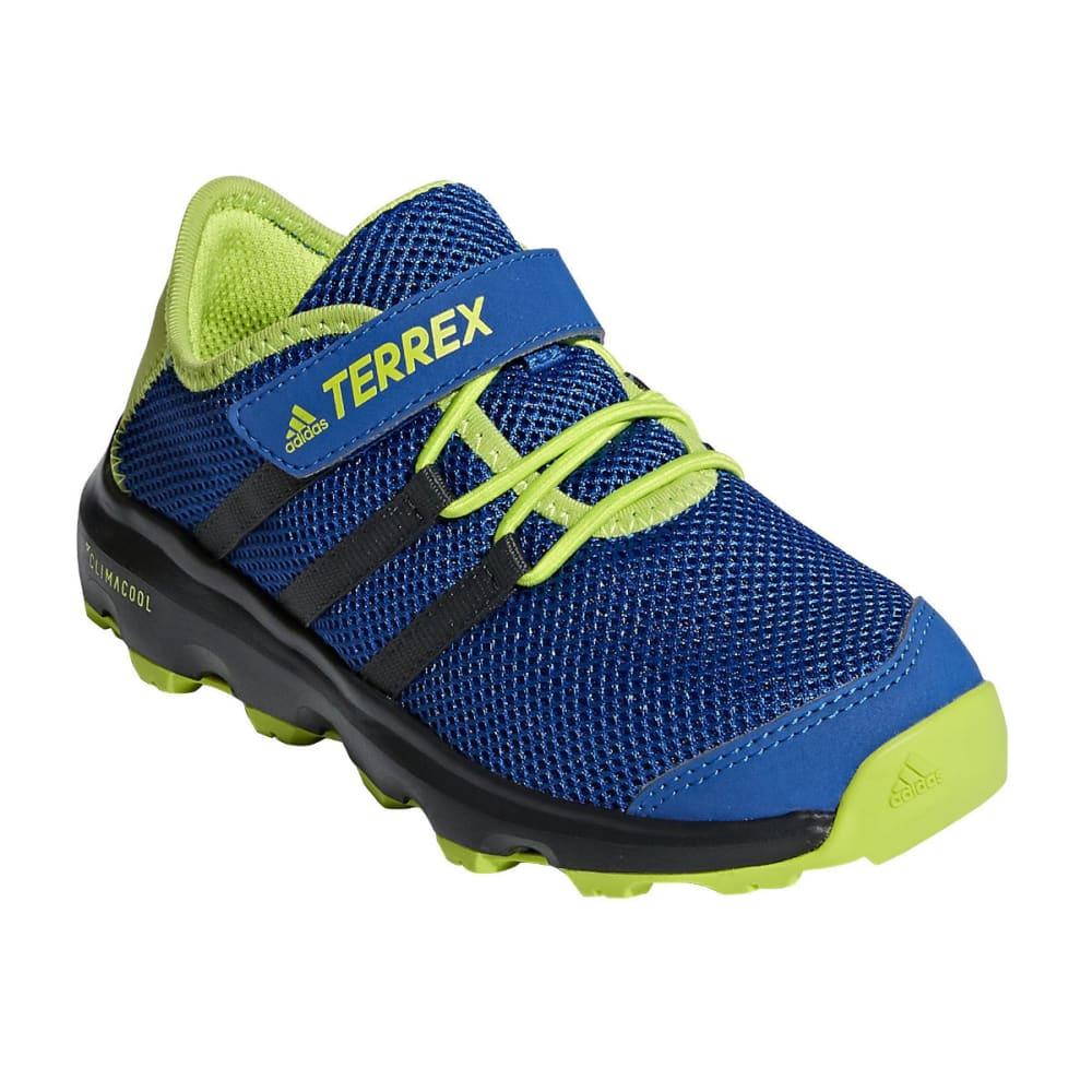 Adidas Kids Terrex Cc Voyager Cf K Water Sports Shoes - Blue - Size 1 BB1940