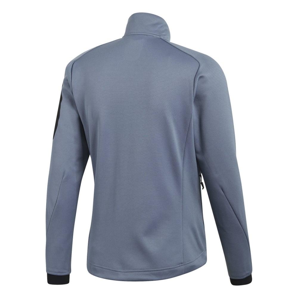 ADIDAS Men's Terrex Stockhorn Jacket - RAW STEEL