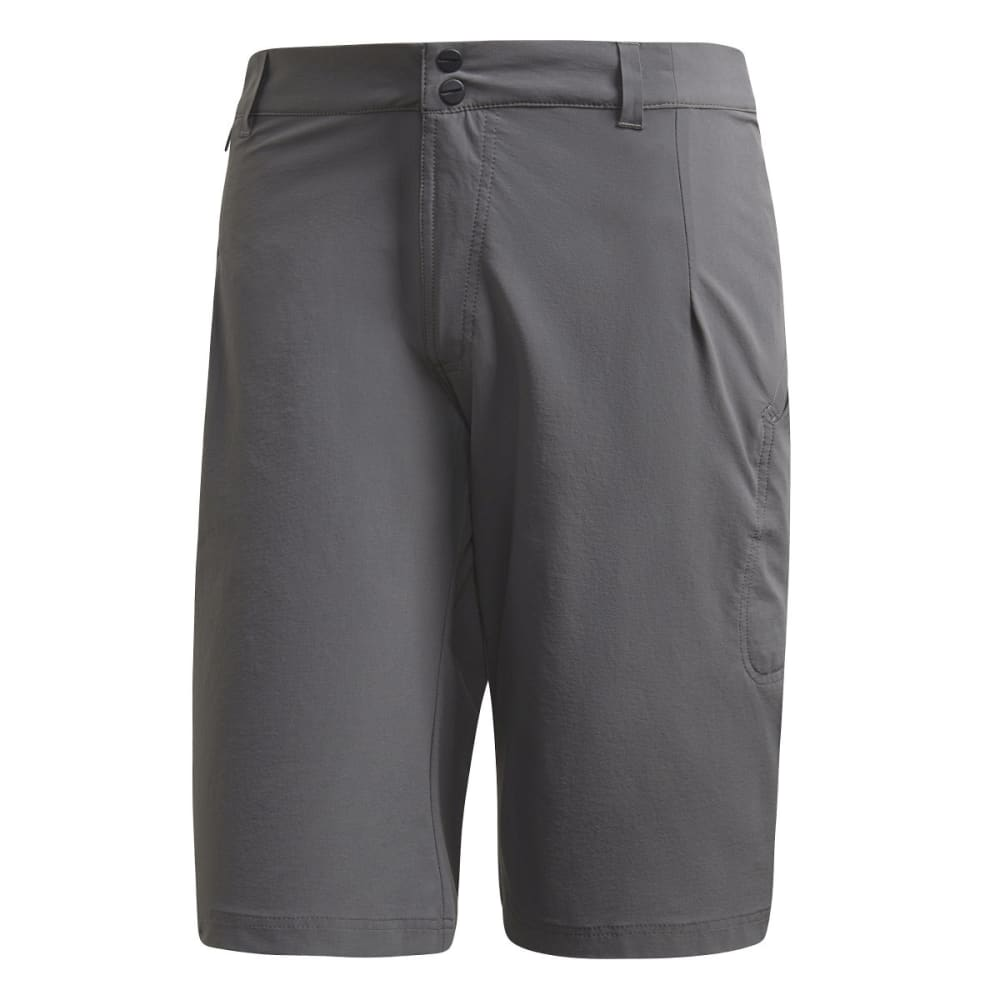 ADIDAS Men's Trail Cross Short - GREY FIVE