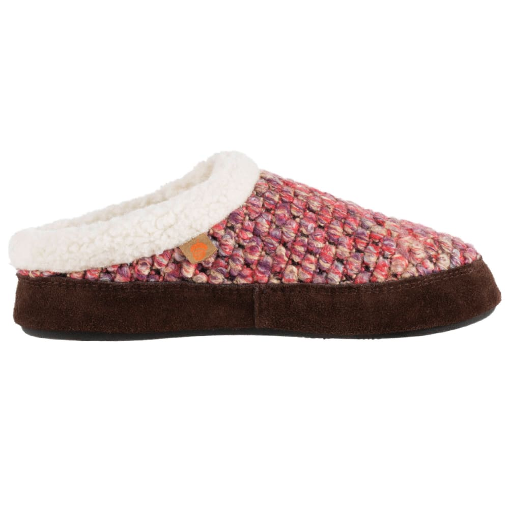 ACORN Women's Jam Mule Slippers - RASPBERRY-RAS