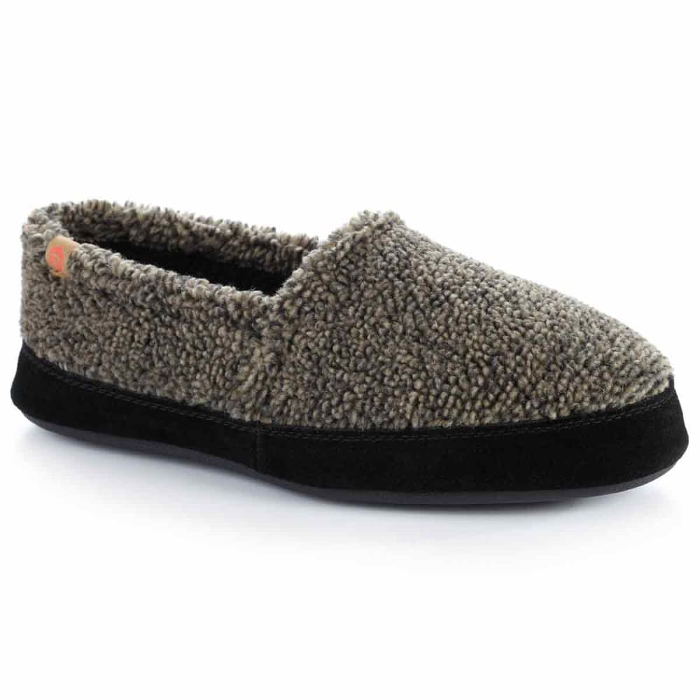ACORN Men's Moc Slippers - EARTH TEX-BWN