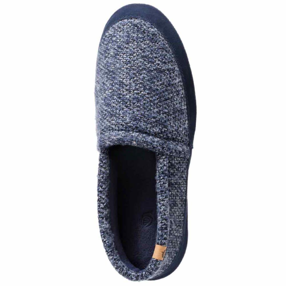 ACORN Men's Moc Slippers - NAVYTWEED-NTW