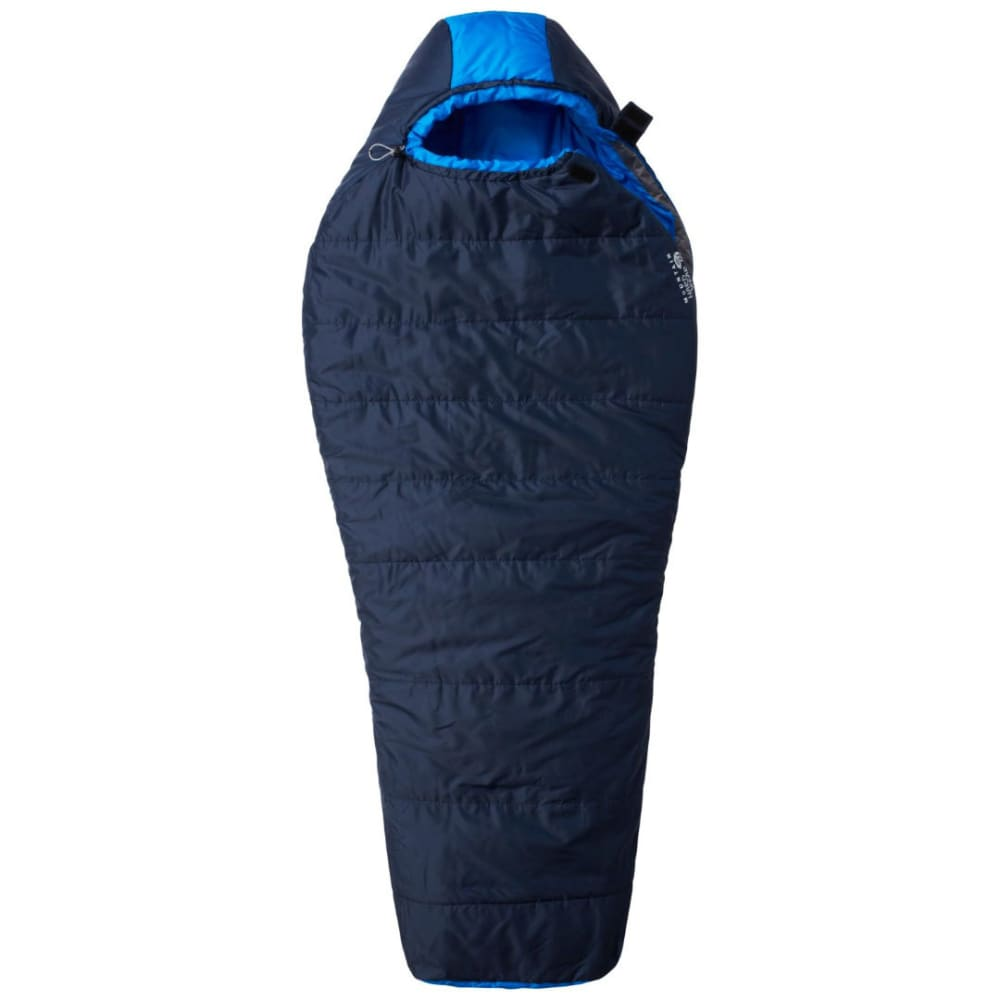 MOUNTAIN HARDWEAR Bozeman Flame 20 F Sleeping Bag, Regular - COLLEGIATE NAVY