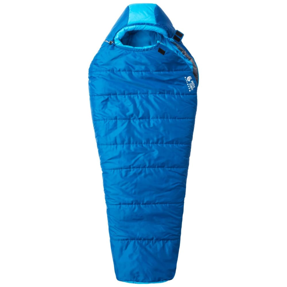 MOUNTAIN HARDWEAR Women's Bozeman Flame 20 F Sleeping Bag, Regular - DEEP LAGOON