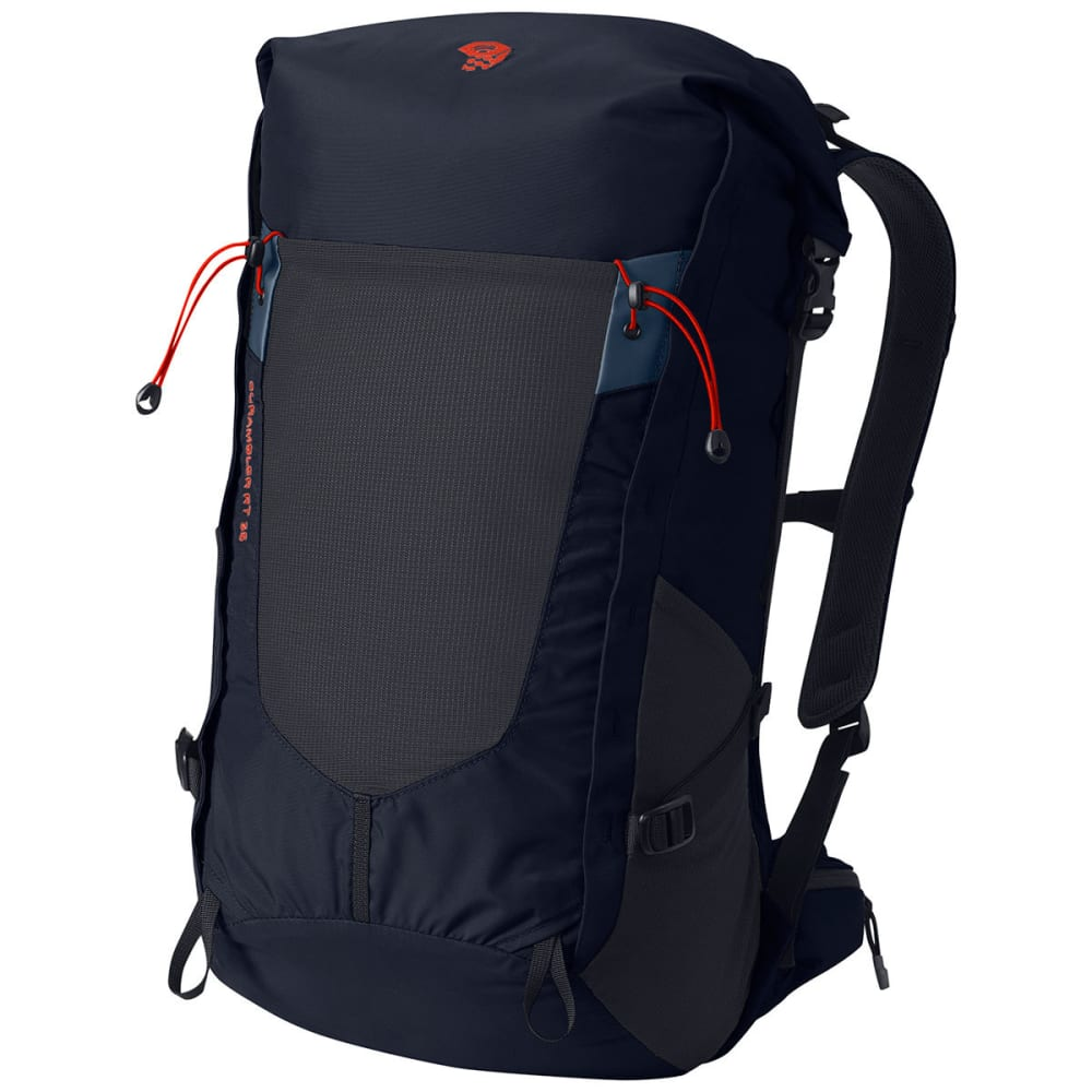 MOUNTAIN HARDWEAR Scrambler Roll-Top 35 OutDry Pack - DARK ZINC