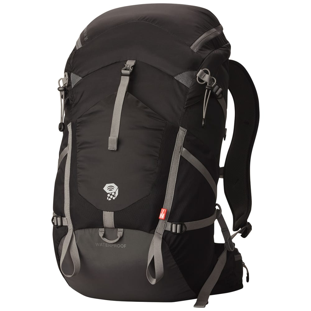 MOUNTAIN HARDWEAR Rainshadow 36 OutDry Backpack - BLACK