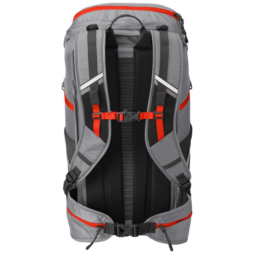 MOUNTAIN HARDWEAR Rainshadow 36 OutDry Backpack - GREY ICE/ORANGE