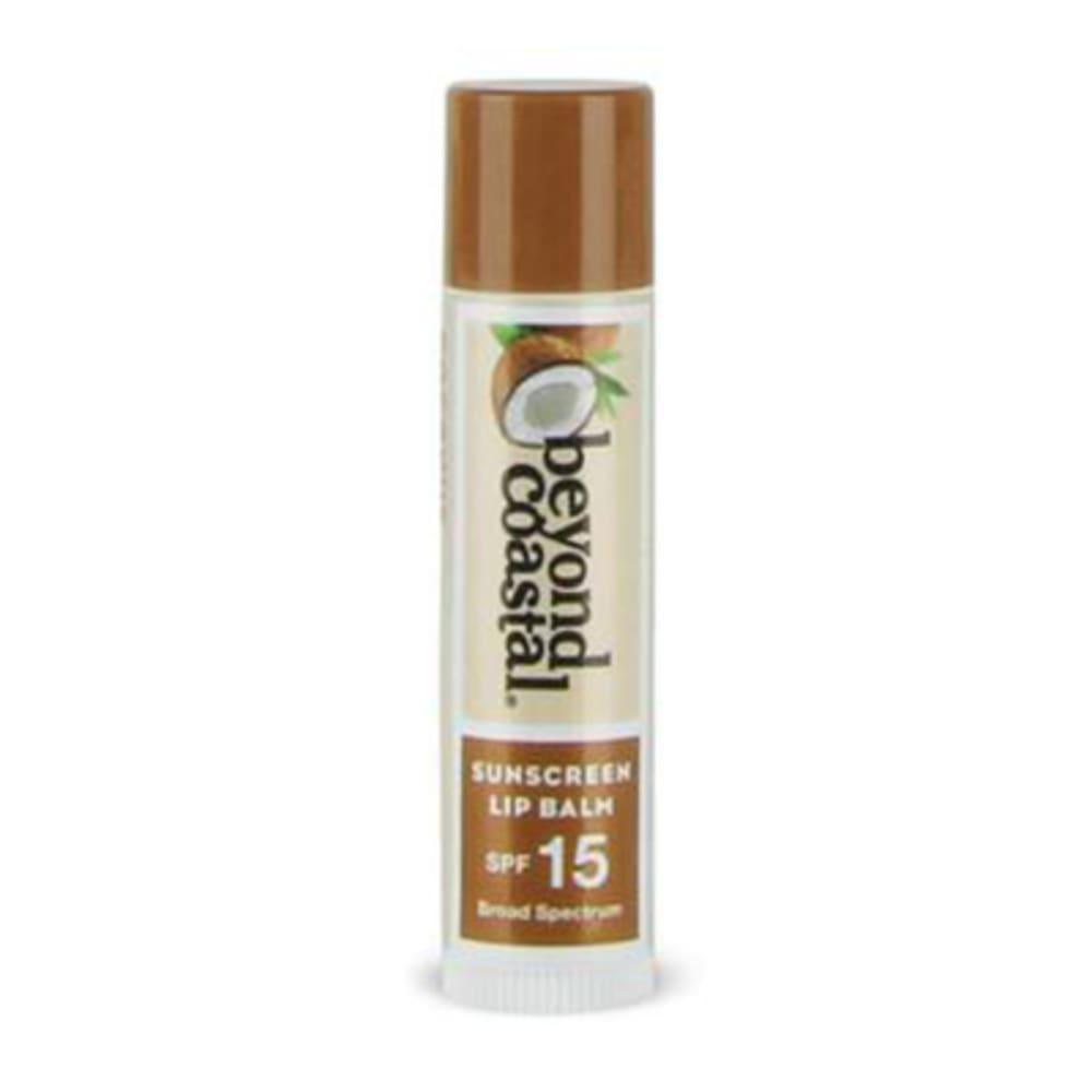 BEYOND COASTAL Active SPF 15 Lip Balm - COCONUT