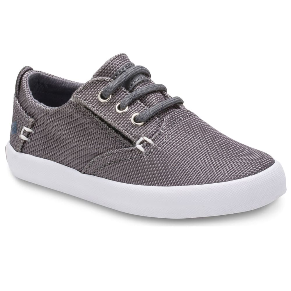SPERRY Toddler Boys' Bodie Jr. Boat Shoes - GREY