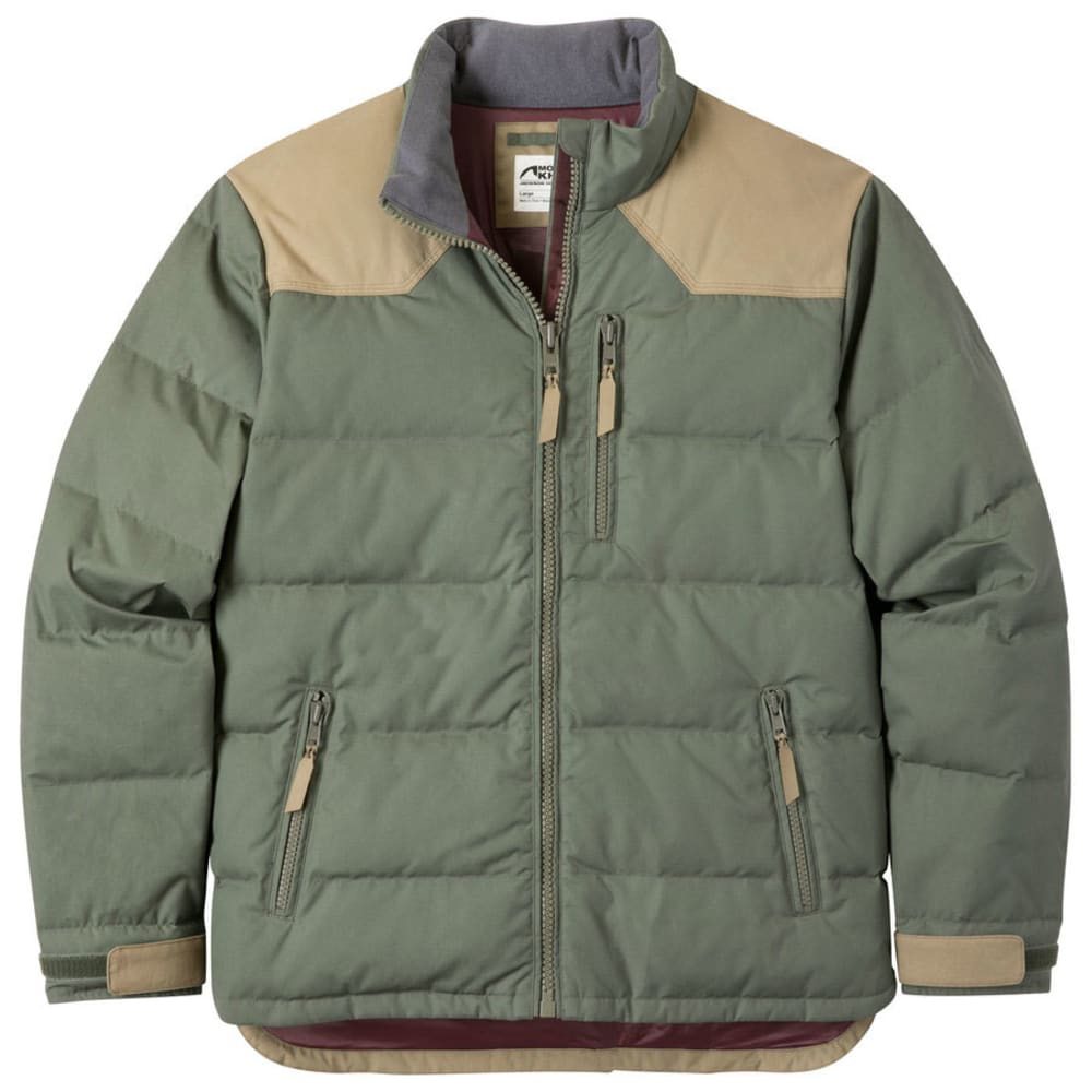 MOUNTAIN KHAKIS Men's Outlaw Down Jacket - KELP-582