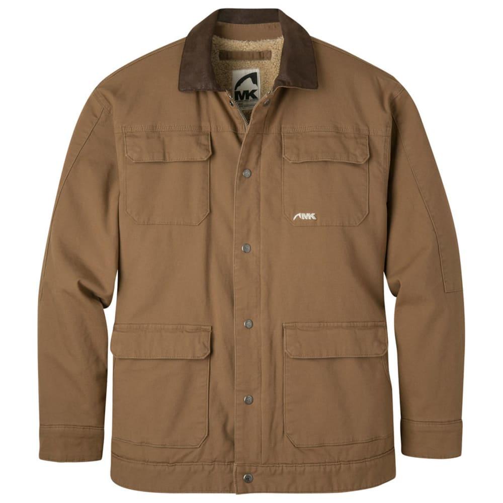 MOUNTAIN KHAKIS Men's Ranch Shearling Jacket - TOBACCO-441