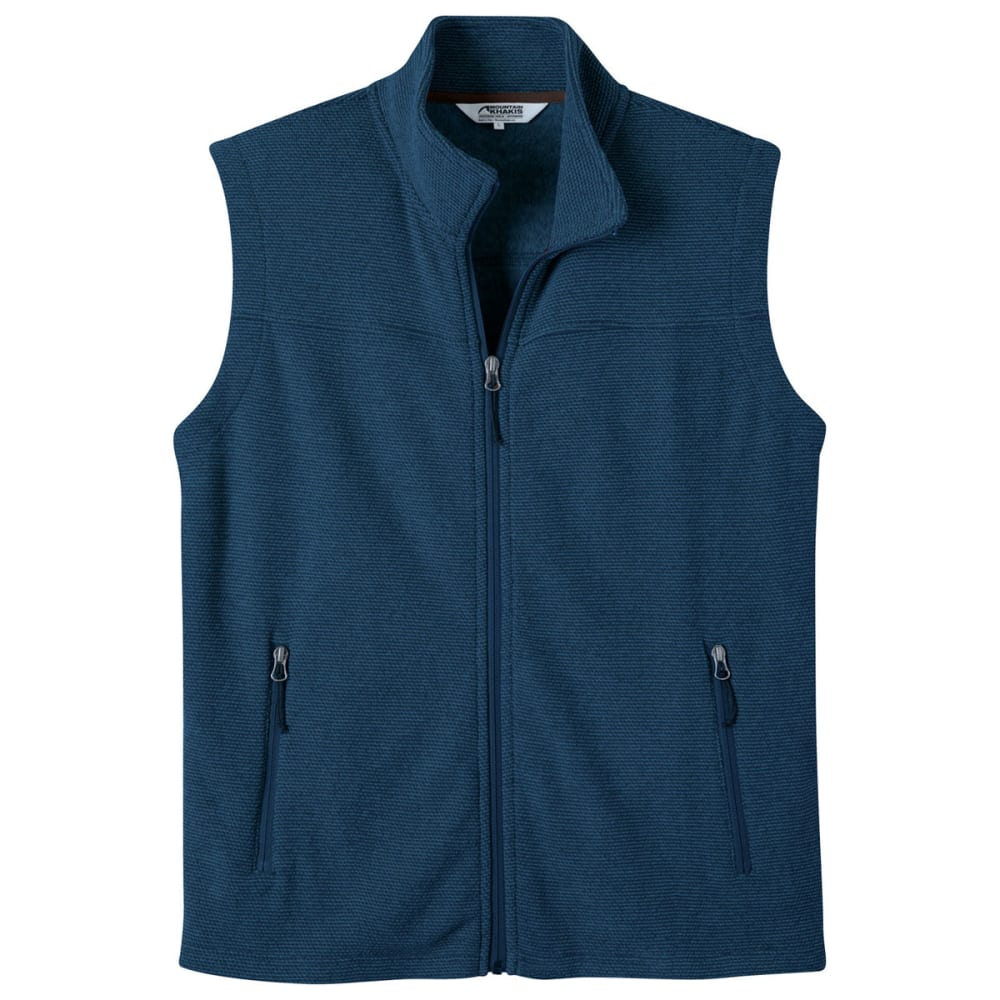 MOUNTAIN KHAKIS Men's Pop Top Vest - TWILIGHT-676