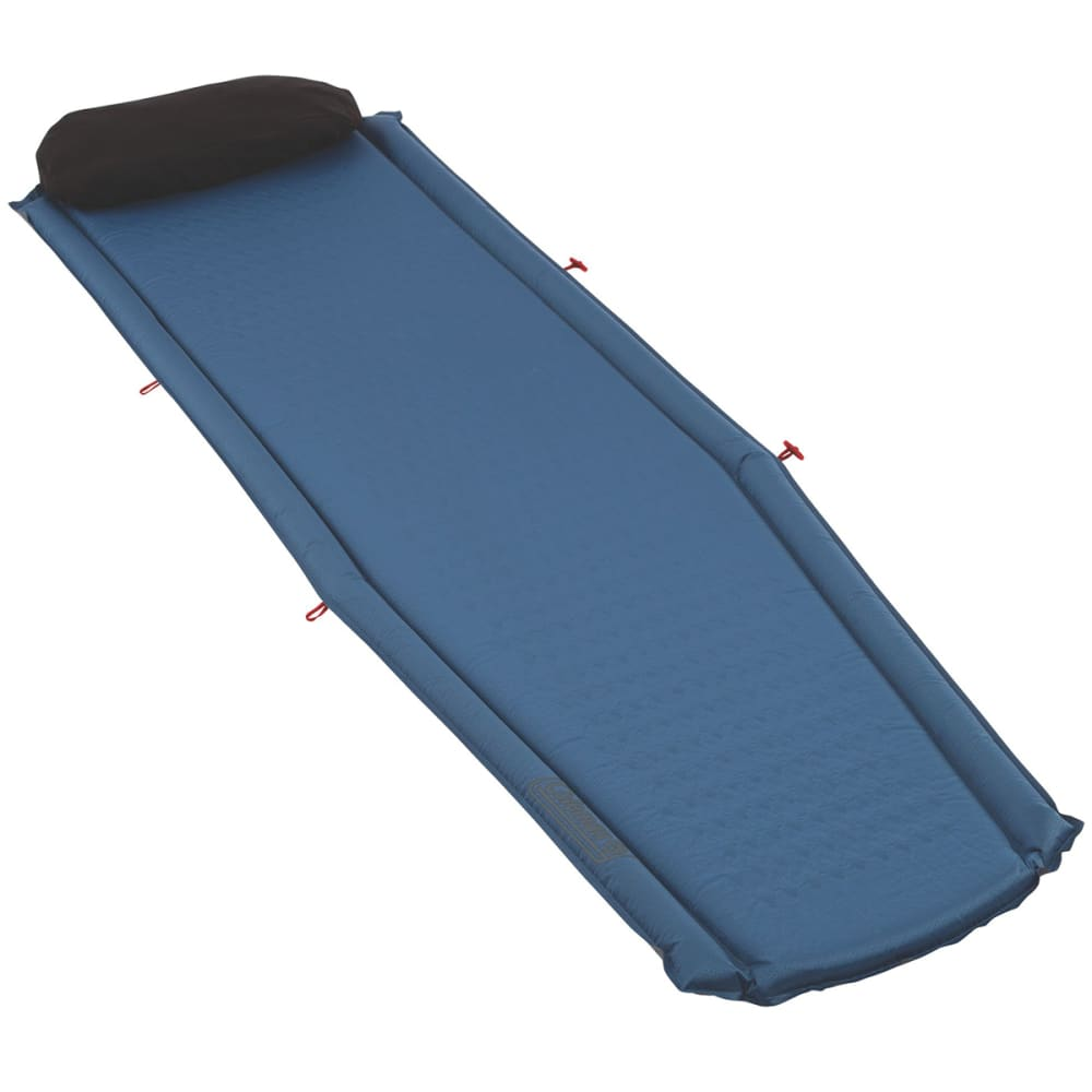 COLEMAN Silverton Self-Inflating Sleeping Pad - BLUE