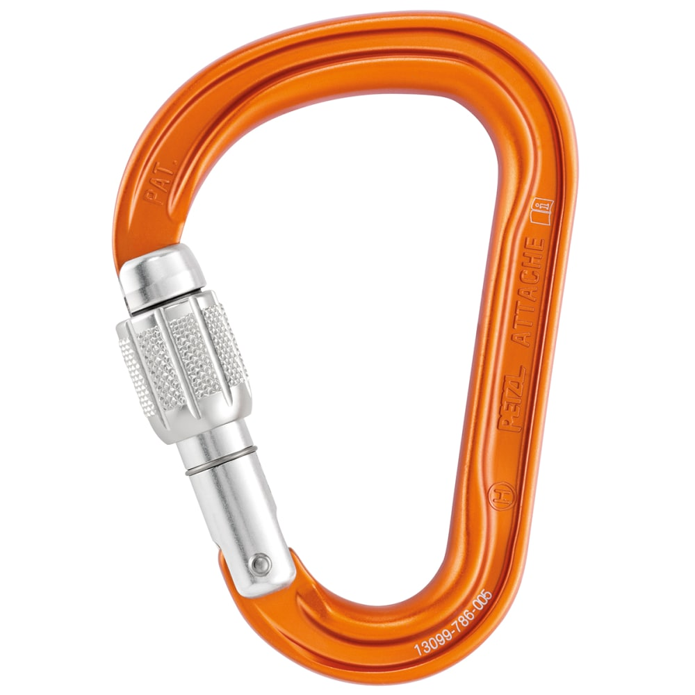PETZL Hera Attache Carabiner - NO COLOR