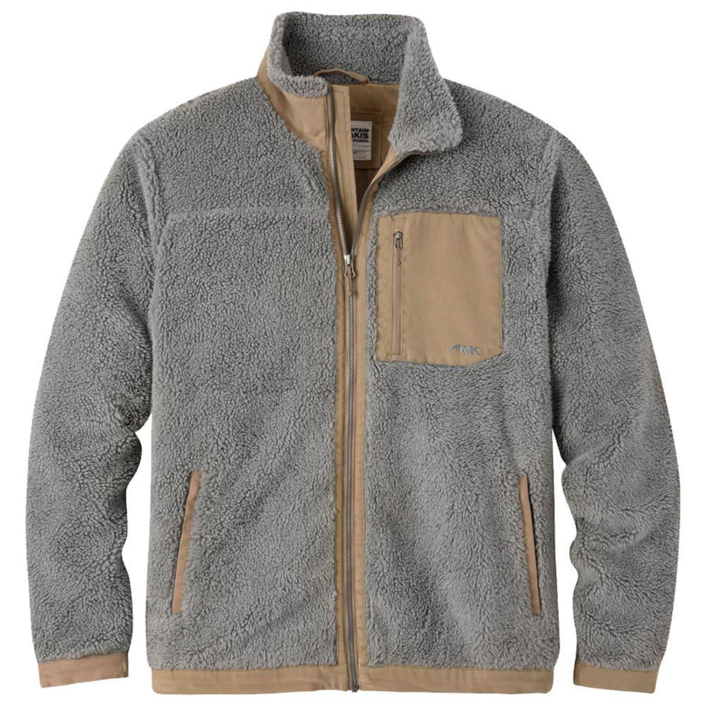 MOUNTAIN KHAKIS Men's Fourteener Fleece Jacket - GUNMETAL-577
