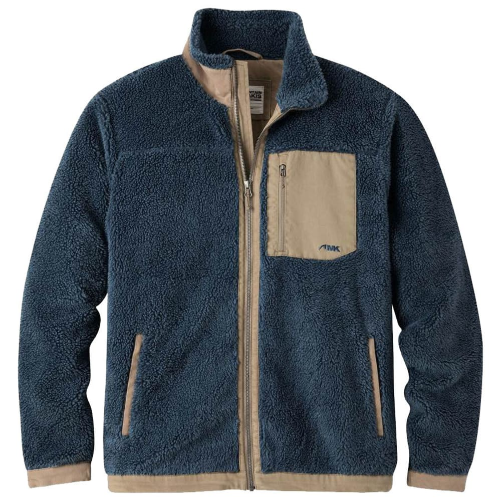 MOUNTAIN KHAKIS Men's Fourteener Fleece Jacket - TWILIGHT-676