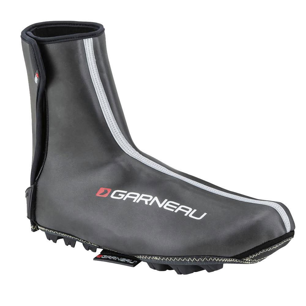 LOUIS GARNEAU Men's Thermax II Cycling Shoe Covers - BLACK