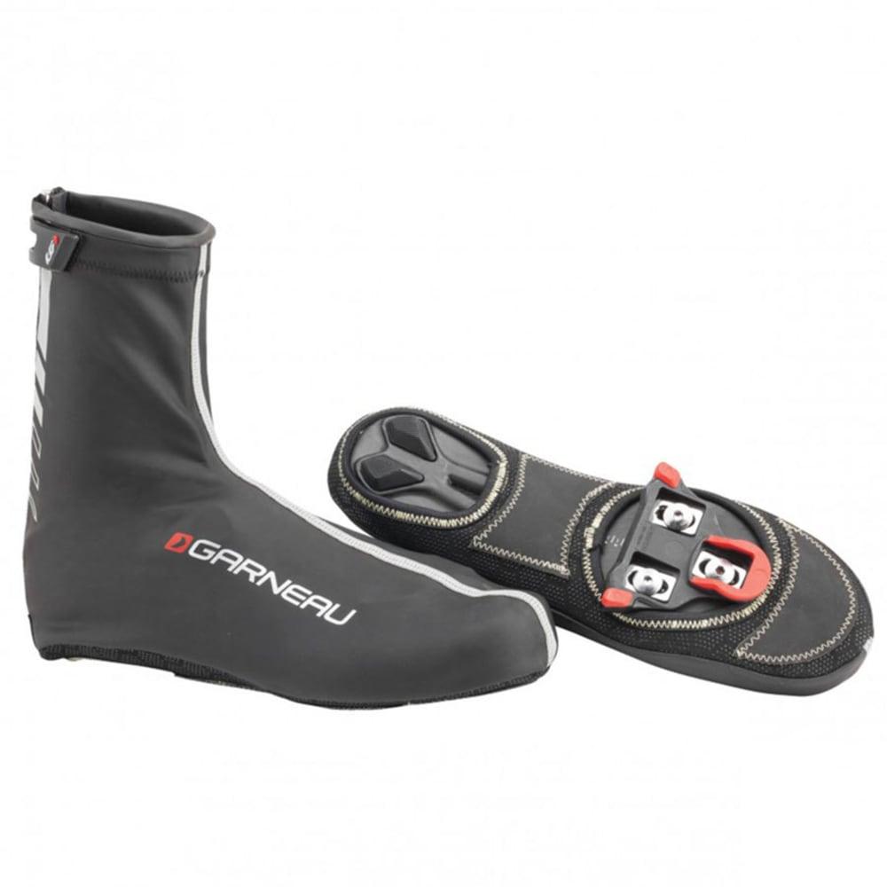 LOUIS GARNEAU Men's H2O II Cycling Shoe Covers - BLACK