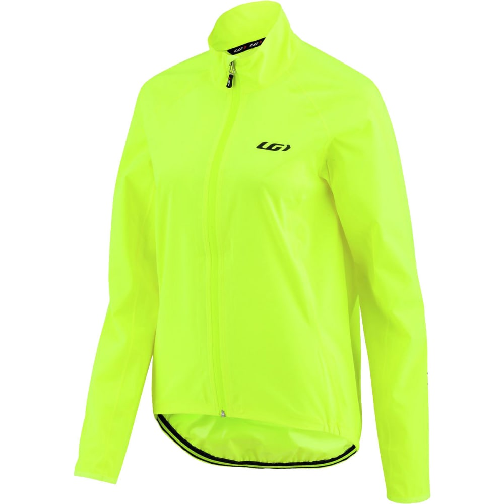 LOUIS GARNEAU Women's Granfondo 2 Cycling Jacket - BRIGHT YELLOW