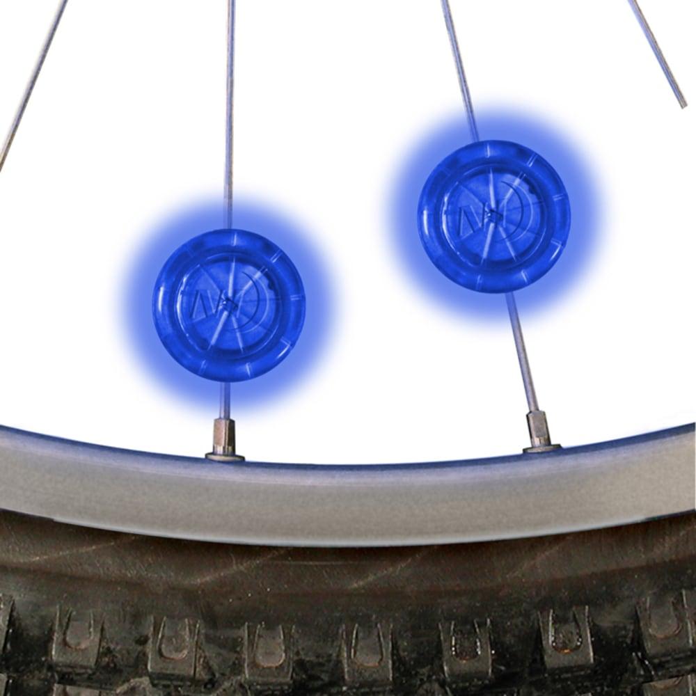 NITE IZE See 'Em Mini Spoke Lights, 4-Pack - ASSORTED