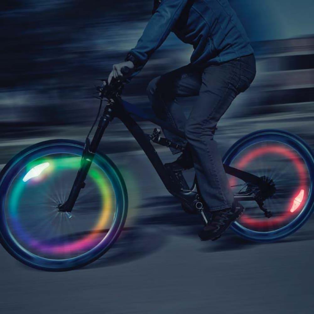 NITE IZE Spokelit Led Wheel Light - DISCO