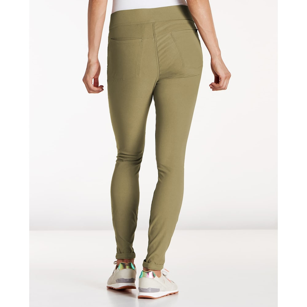 TOAD & CO. Women's Flextime Skinny Pants - RUSTIC OLIVE-329