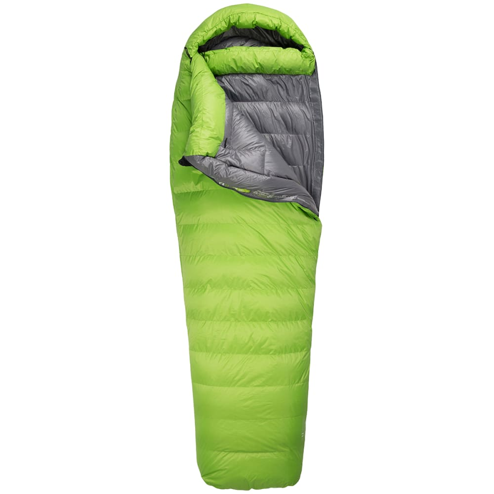 SEA TO SUMMIT Latitude LT II 15 Sleeping Bag, Regular - GREEN