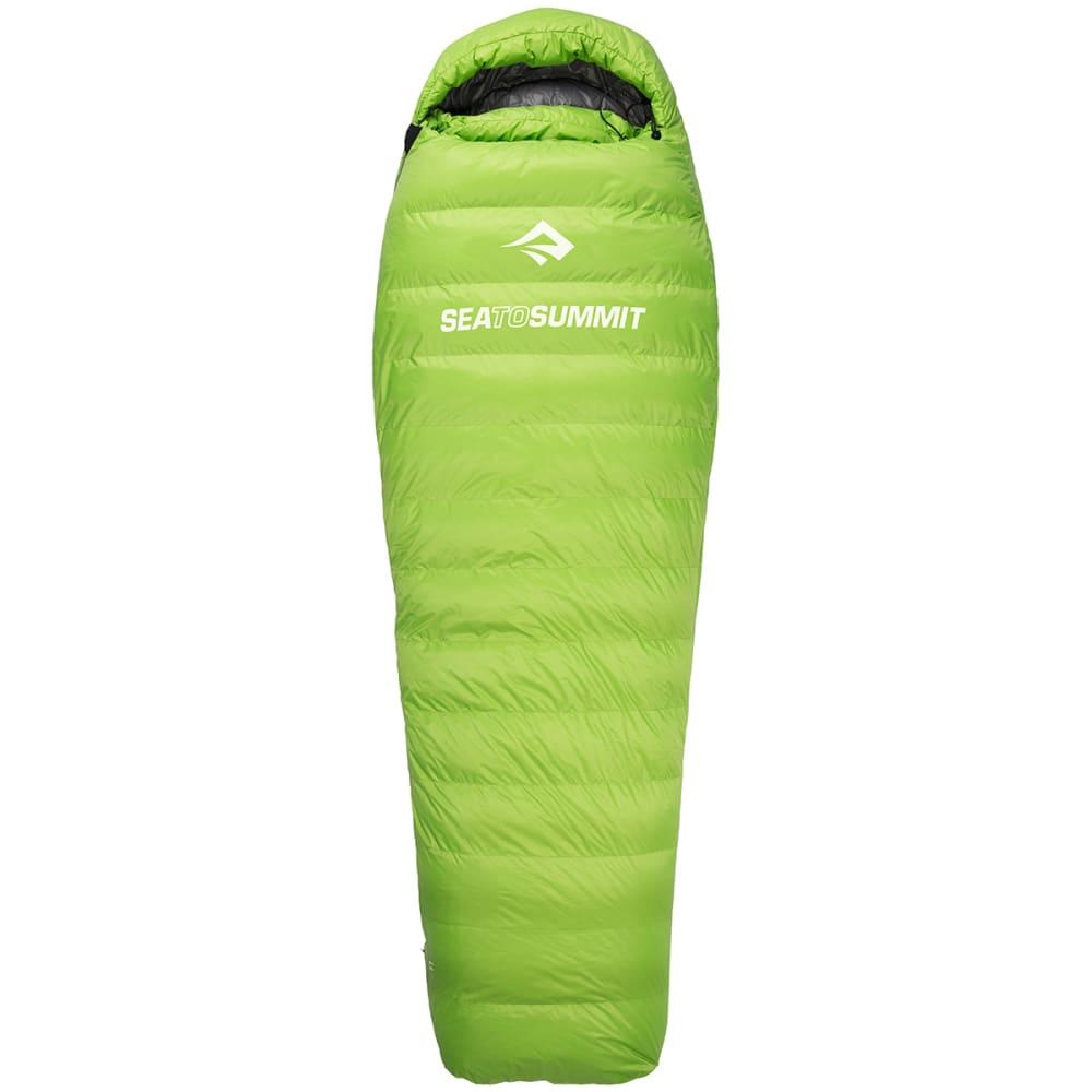 SEA TO SUMMIT Latitude LT II 15 Sleeping Bag, Regular - GREEN