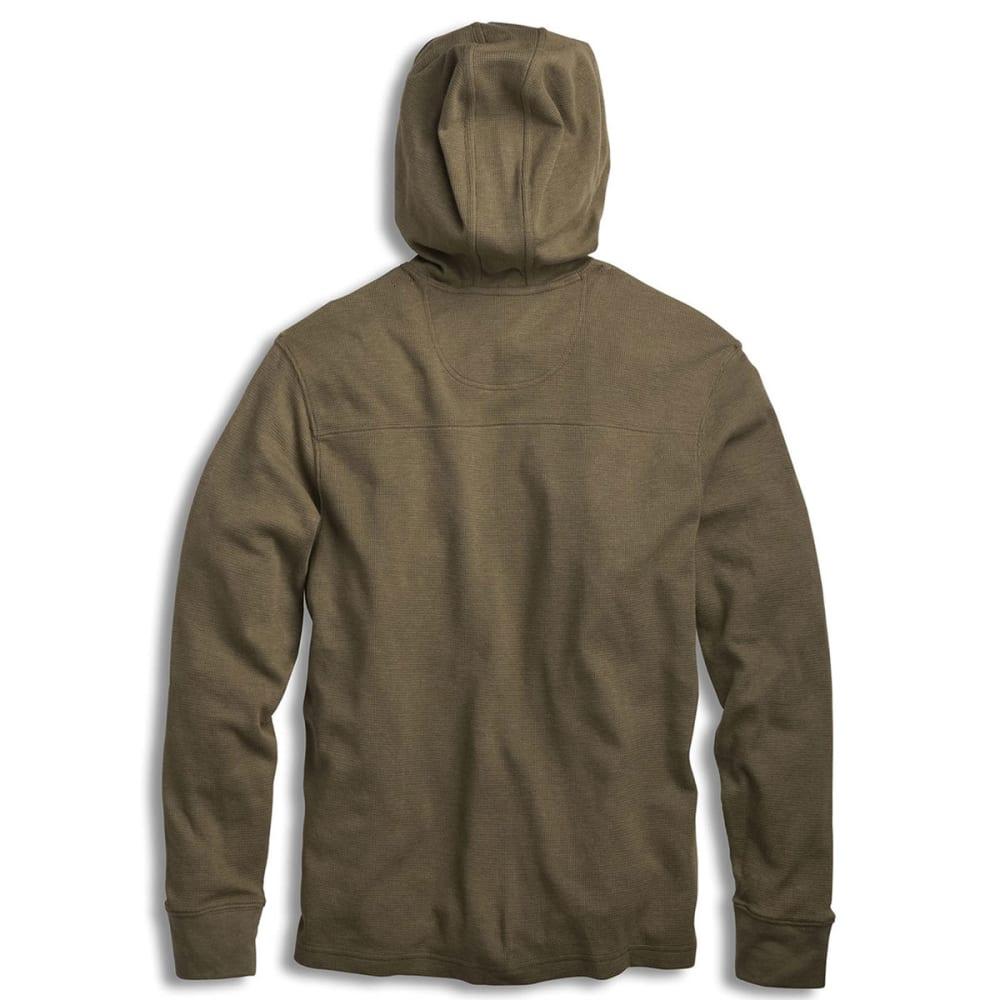 TOAD & CO. Men's Framer Pullover Hoodie - RUSTIC OLIVE-329