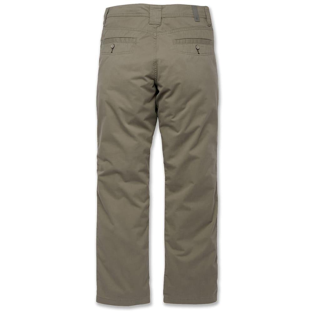 TOAD & CO. Men's Mission Ridge Pants - DARK CHINO 813