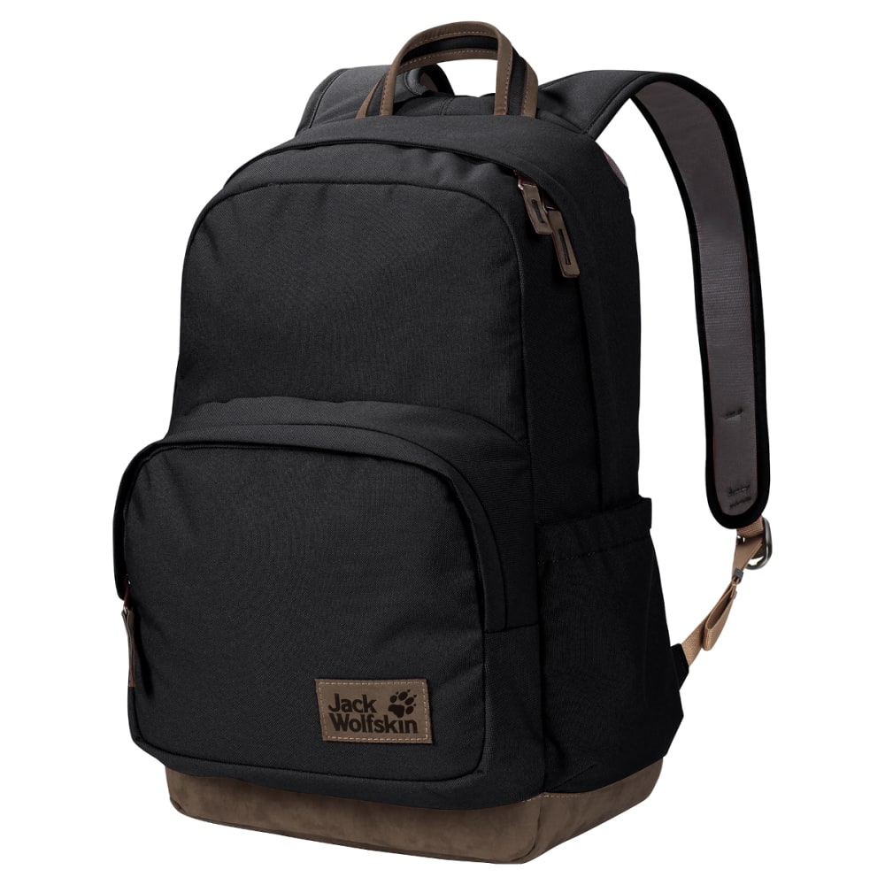 JACK WOLFSKIN Croxley Laptop Backpack - BLACK