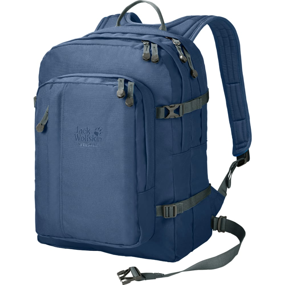 JACK WOLFSKIN Berkeley Daypack - OCEAN BLUE