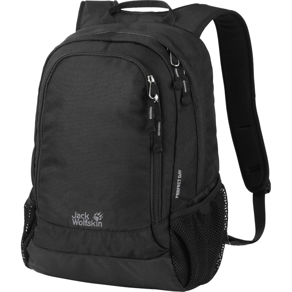 JACK WOLFSKIN Perfect-Day Daypack - BLACK