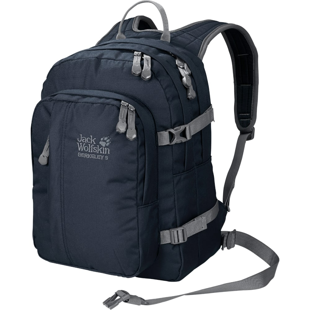 JACK WOLFSKIN Kids' Berkeley S Backpack - NIGHT BLUE
