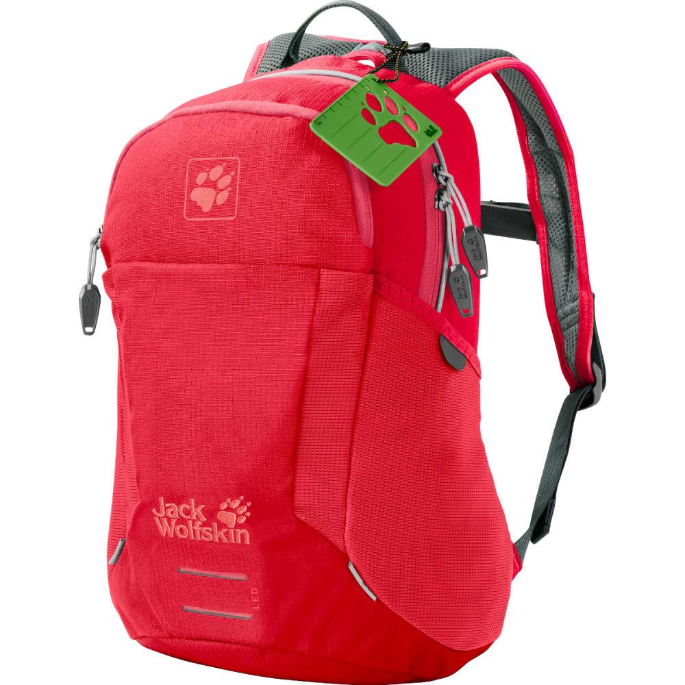 JACK WOLFSKIN Kids' Moab Jam Backpack - TULIP RED