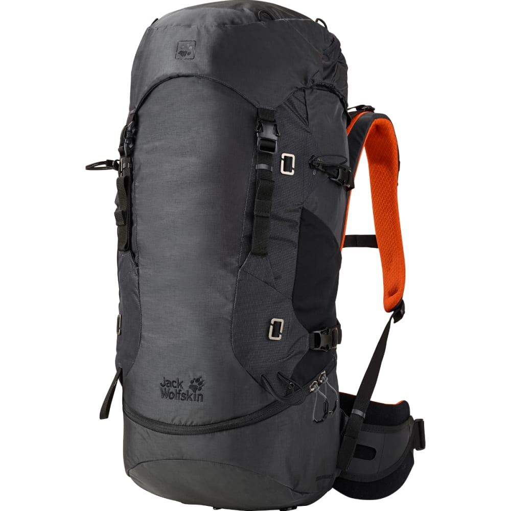 JACK WOLFSKIN Eds Dynamic 38 Pack Hiking Backpack - PHANTOM
