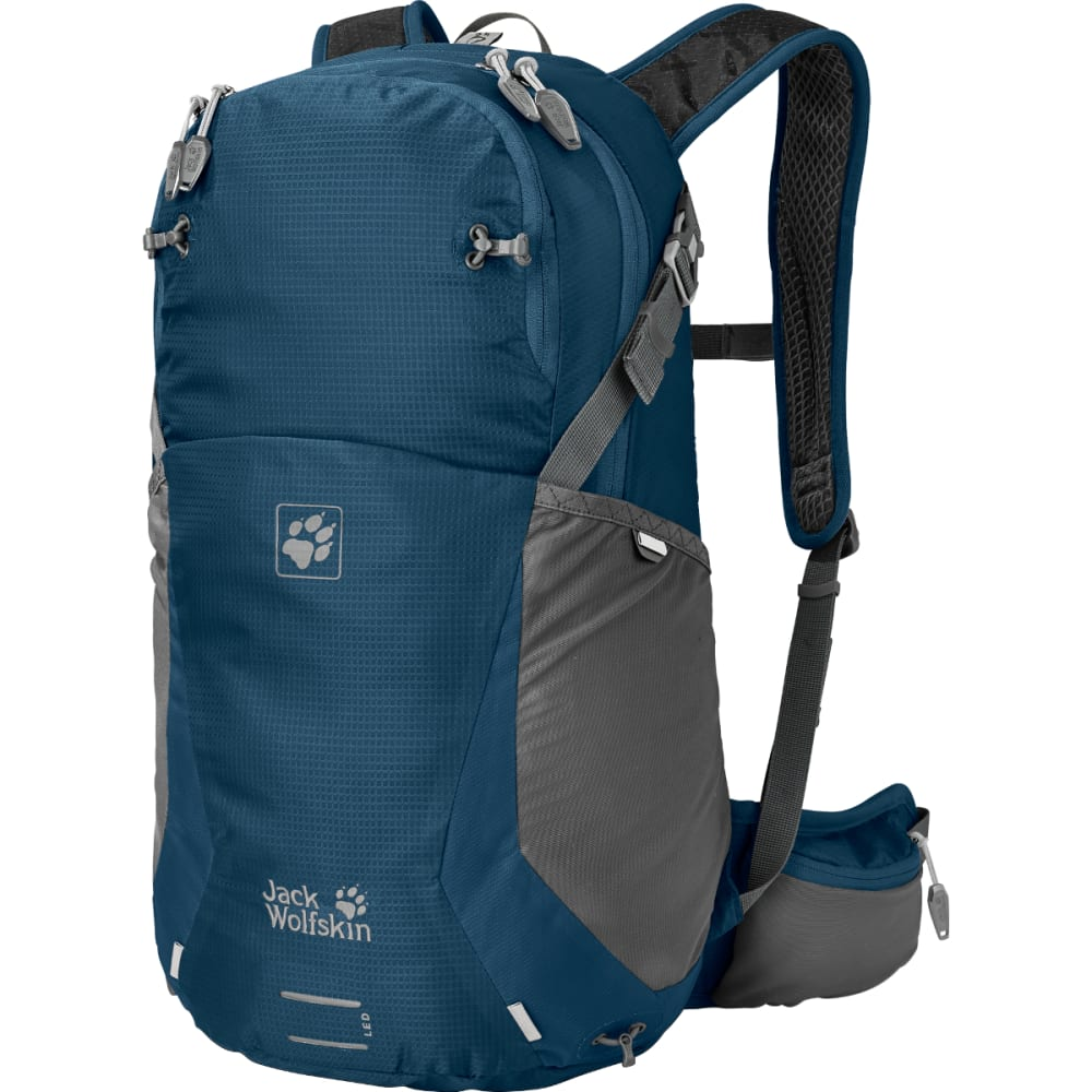 JACK WOLFSKIN Moab Jam 24 Bike Backpack - POSEIDON BLUE